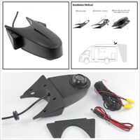 Car CCD HD Rear View Reverse Camera w/Brake Light Kit For Mercedes-Benz Sprinter