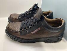 Vintage Mephisto Comfort Shoes UK 6.5 US 7 Brown trampolins rainbow oi pollloi