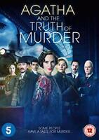 AGATHA and THE TRUTH OF MURDER DVD[Region 2]