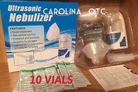 NEW Asthmanefrin Alternative Starter Kit Asthma Relief Inhaler Breathe EZ 10VIAL