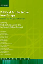 Political Parties in the New Europe: Political and Analytical Challenges (Compa