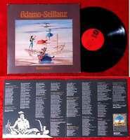 LP Adamo: Seiltanz  - Kieselsteine 2 (Hör Zu SHZE 412) D 1974