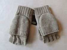 UGG Gloves Flip Mittens Wool Blend L/XL NEW