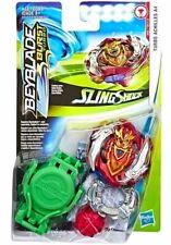 Beyblade Burst Turbo Achilles A4 SlingShock Top Launcher Hasbro Sling Shock