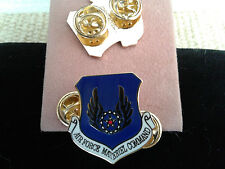 AIR FORCE HAT PIN AIR FORCE MATERIEL COMMAND (VARIATION)