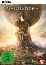 Sid Meiers civiltà 6 VI - D1 GIORNO One Edition PC NUOVO + conf. orig.