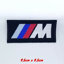 BMW M3 Series Car Racing Iron on Sew on Embroidered Patch #1311