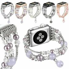 Jewelry Crystal Bracelet Band Strap For Apple Watch iWatch Series 5 4 3 2 1