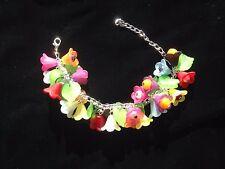 Summer holiday fun bracelet. Flower power, hippie.33