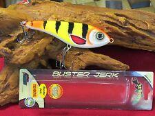 leurre strike pro buster jerk 15cm-75grs