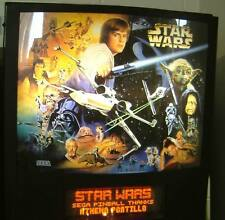Update Flipper STAR WARS TRILOGY sega pinball ***