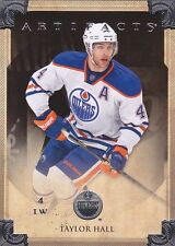 2013-14 UPPER DECK ARTIFACTS HOCKEY TAYLOR HALL CARD #93
