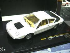 Lamborghini Urraco p300 p 300 blanco white 1976 Ixo 1:43