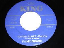 Swanee Caldwell: Radar Blues (Part 1) / Six Days On The Road 45