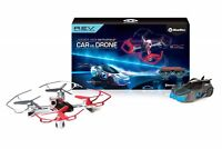 WowWee REV Robotic Enhanced Vehicles Car Drone Plane 8+ Toy Play Race Fight