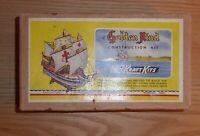 Keil Kraft Kits: Galleon Series: Golden Hind 1955?? Balsa & Card Model Kit
