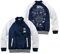 New Amazing Adidas Originals X StarWars Jedi Varsity Jacket Hoodie Coat V33840