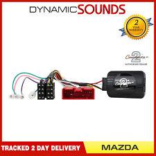 CTSMZ002 Pioneer Stereo Steering Wheel Stalk Control Adaptor For MAZDA 2, MX-5