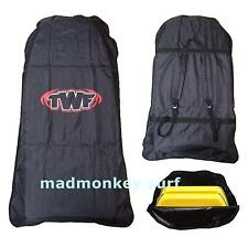 "42"" DOUBLE BODYBOARD BAG TWF backpack straps handle  bodyboarding"