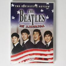 The Beatles in America: The Definitive Review (DVD, 2005 Komet) Ed Sullivan New