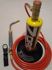 Mapp Gas Torch Kit with 13 ft. of hose (PMZTBB)