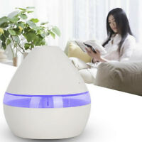 Electric Essential Oil Aroma Diffuser Air Humidifier Mist Purifier Aromatherapy