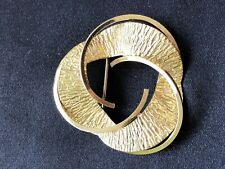 Vintage Rolled Gold Brooch (B.326)
