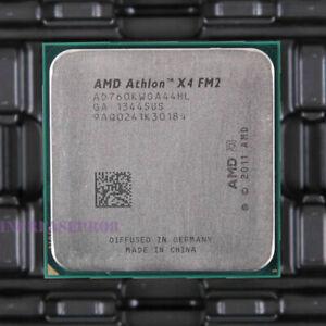AMD Athlon X4 760K AD760KWOA44HL 3.8 GHz Socket FM2 CPU Processor
