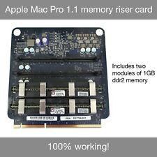 Mac Pro 1.1 Memory Riser Card With Memory