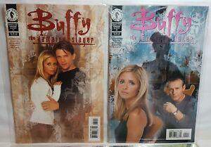 Buffy The Vampire Slayer Comics #31 to #34  Dark Horse  Joss Whedon