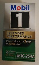 Mobil 1 M1C-254A Engine Oil Filter Extended Performance 20,000 miles Mobil One