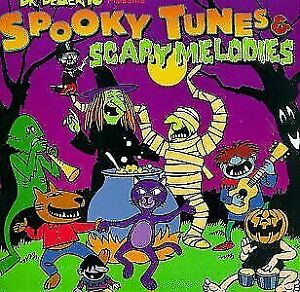 Dr Demento Presents Spooky Tunes and Scary Melodies