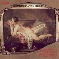 Chopin/Schumann/Rachmaninov-Romantic Piano Concertos (Denon) 2 CD
