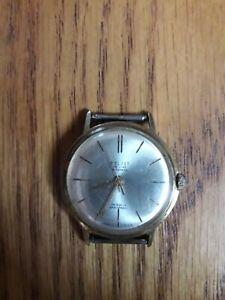 Vintage Poljot De lux Automatic Watch Made In USSR
