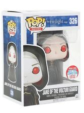 Funko Pop 326 Twilight Jane of the Volturi Guard  New York Comic Con 2016 NIB!
