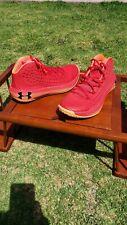 Men's UA HOVR Havoc 2 Basketball Shoes- Size 10.5 Red