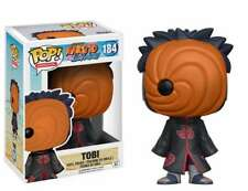 FUNKO POP! ANIMATION: NARUTO - TOBI #184 VINYL FIGURE