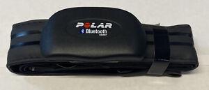 New Polar H7 Bluetooth Heart Rate Sensor & Fitness Tracker Black