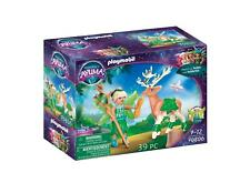 Playmobil Adventures of Ayuma Forest Fairy with Soul Animal Childrens Toys