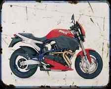 Buell Xi Lighting 4 A4 Photo Print Motorbike Vintage Aged