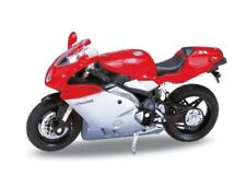 Welly MV Agusta F4S 800 1:18 Scale Model Motorcycle High Quality Collectors NEW