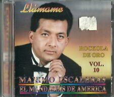 Llamame Maximo Escaleras El Mandamás De America  Latin Music CD