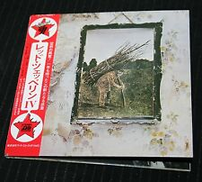 LeD ZePPeLiN IV ZoSo~ JAPANESE RELEASE~ In Great Condition! RARE & Tuff To FIND!
