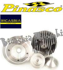6473 - TÊTE PINASCO VRH GP BOUGIE CENTRAL VESPA 125 150 PX LML STAR 2T COSA