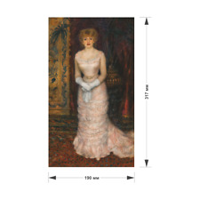 """wooden Pieces puzzle Jigsaw """"Jeanne Samary"""" gift, Hermitage, Renoir 170 pcs"""