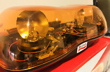 NEW! Britax Ecco 420 Mini Light Bar Rotating Beacon Warning Light Amber