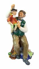 Royal Doulton Figure - The Puppetmaker - HN2253 - Made in England.