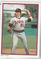 FREE SHIPPING-MINT-1988 Topps Glossy All-Star #48 Wally Joyner ANGELS