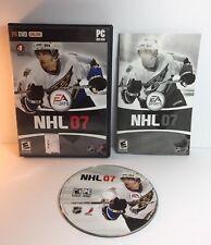 PC DVD Online NHL 07