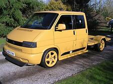 Volkswagen Transporter T4 DOKA PICK UP CREW CAB  FLAT BED PICK UP